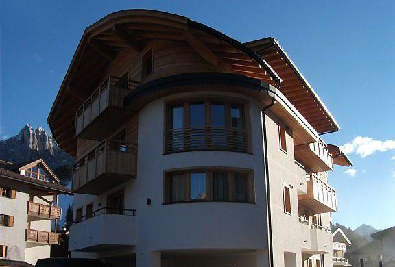 Casa en Pozza di fassa de 2 habitaciones